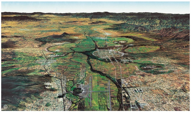 The future of Mexico City in the aftermath of the Covid-19 pandemic: Gentrification and Dystopia