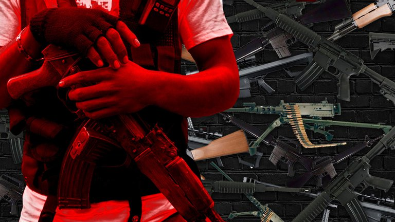 """""""River of Iron"""" weapons trafficked to Mexico must be stopped"""