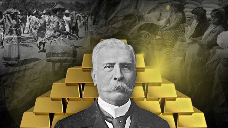 """The """"treasure"""" from the time of Porfirio Díaz that would turn Mexico into a world power, and that AMLO has already ordered to investigate"""
